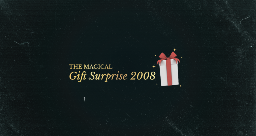 Gift Surprise 2008