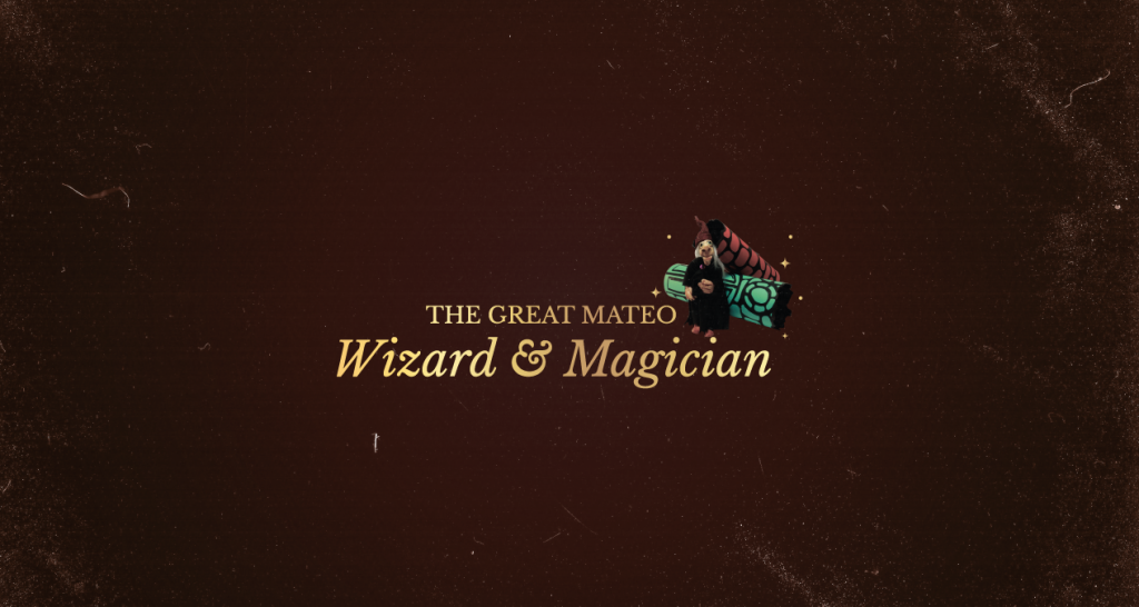 Mateo Wizard Magician
