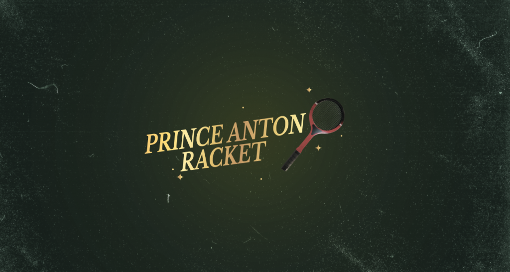 Prince Anton Racket