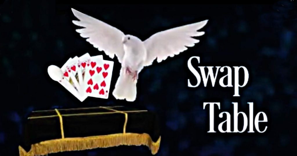The Amazing Swap Table