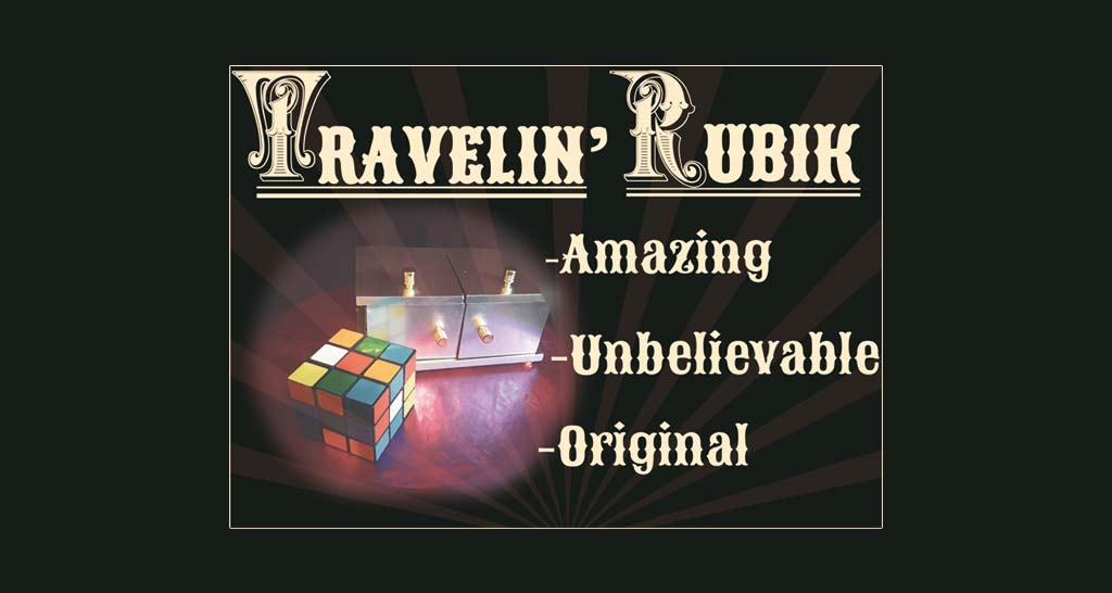 Travelling Rubik