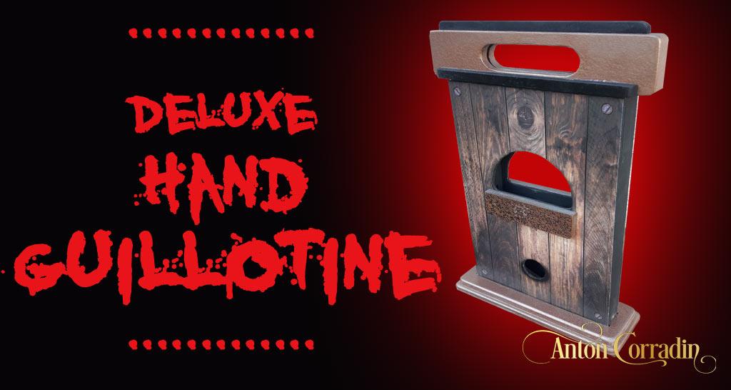 Deluxe Hand Guillotine