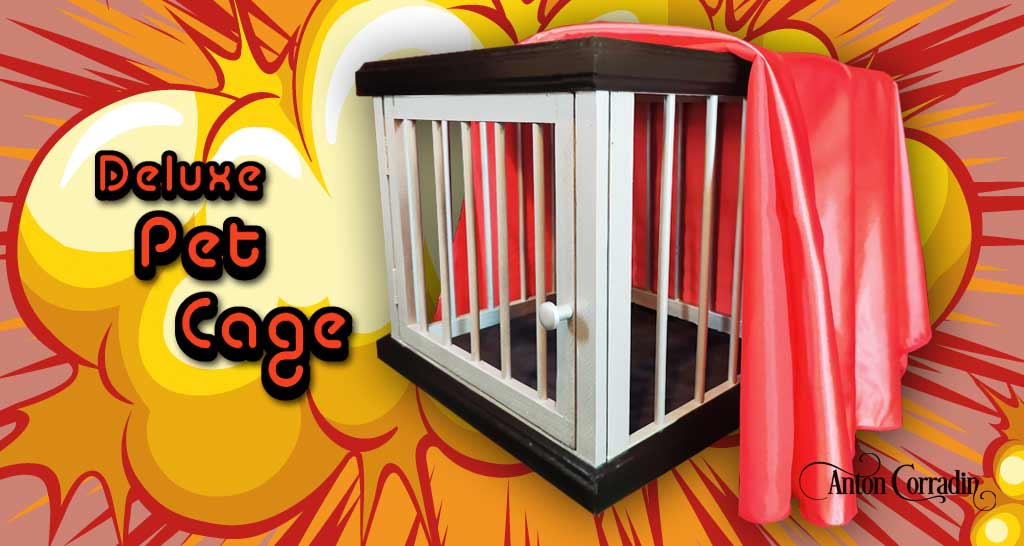 Deluxe Pet Cage